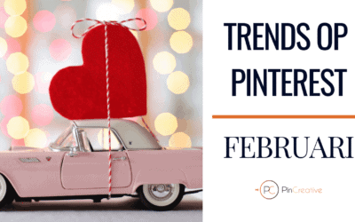 Pinterest marketing trends februari