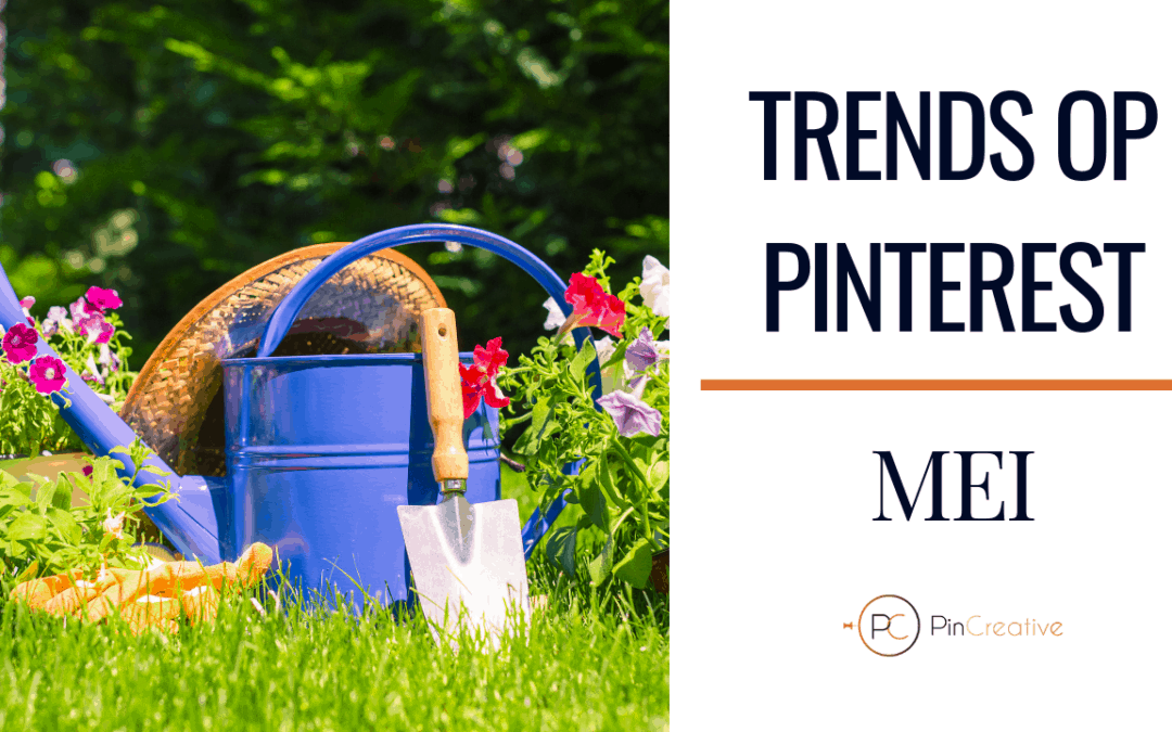 Pinterest marketing trends mei