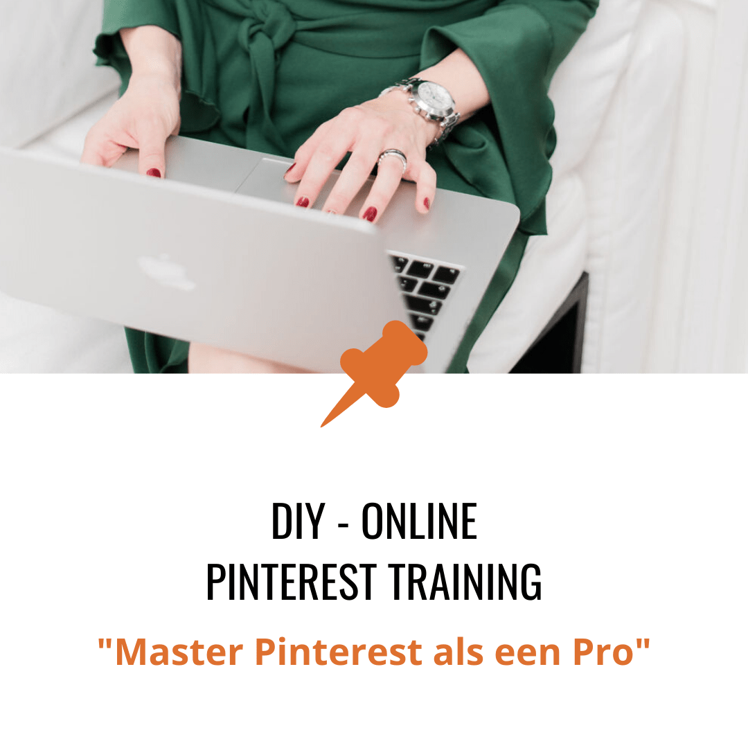 Pinterest online cursus training DIY leer alles in de online community en leeromgeving over Pinterest