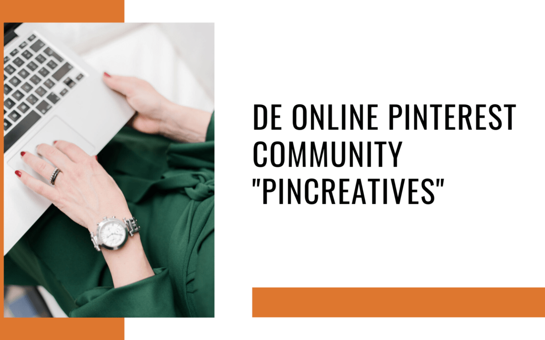 Alles leren over Pinterest in de online Pinterest community