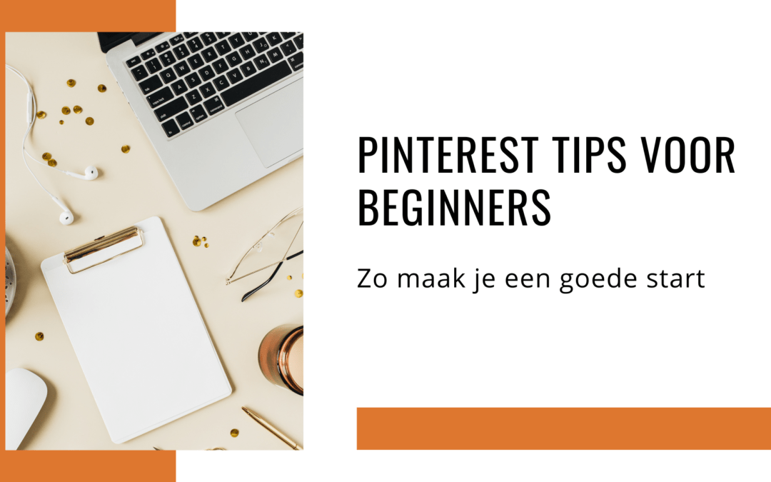 Pinterest tips voor beginners