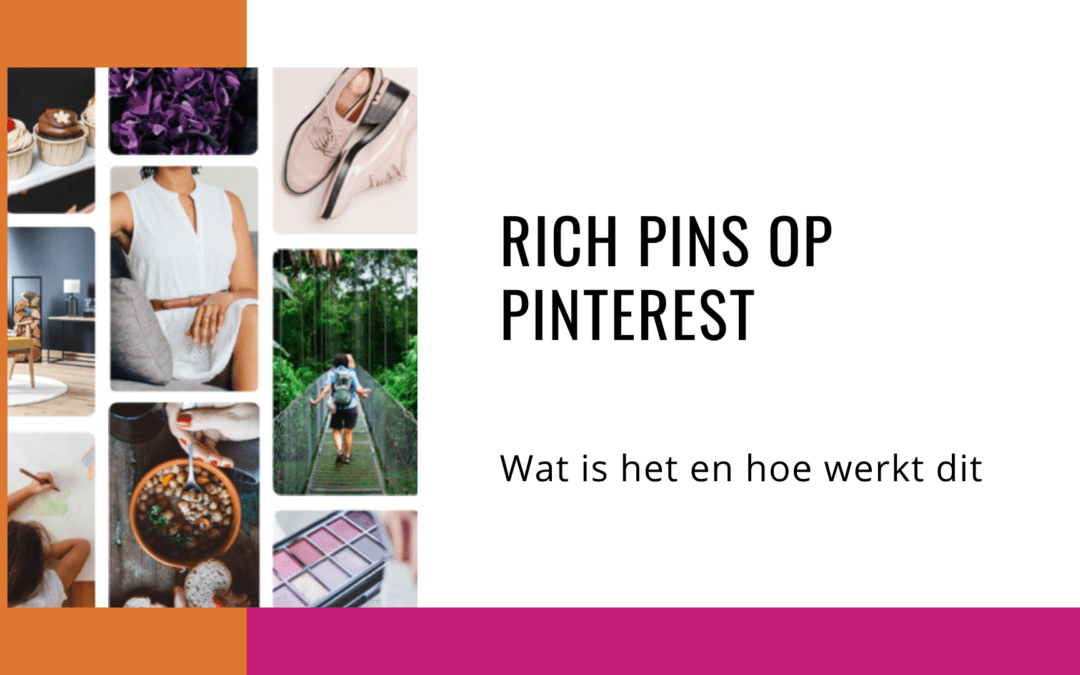 Rich pins op Pinterest
